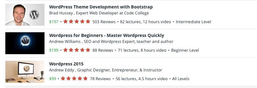 ListWP Business Directory Udemy WordPress Tutorials