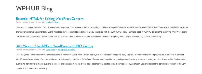 ListWP Business Directory WPHUB WordPress Tutorials