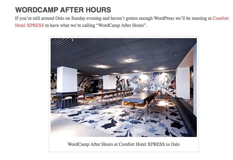 ListWP Business Directory Wordcamp Norway WordPress Communities