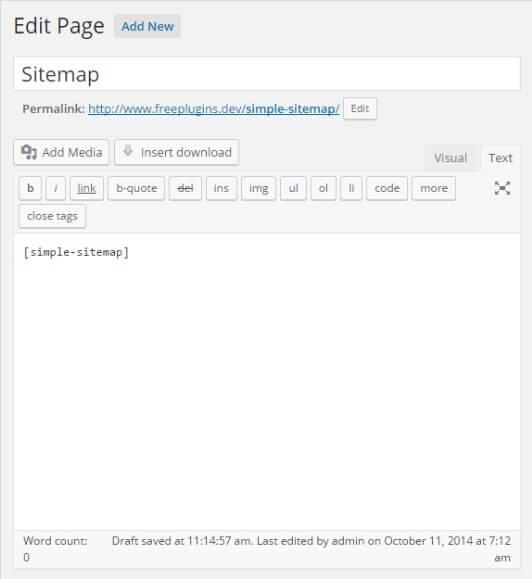 ListWP Business Directory WordPress Simple Sitemap WordPress Plugins