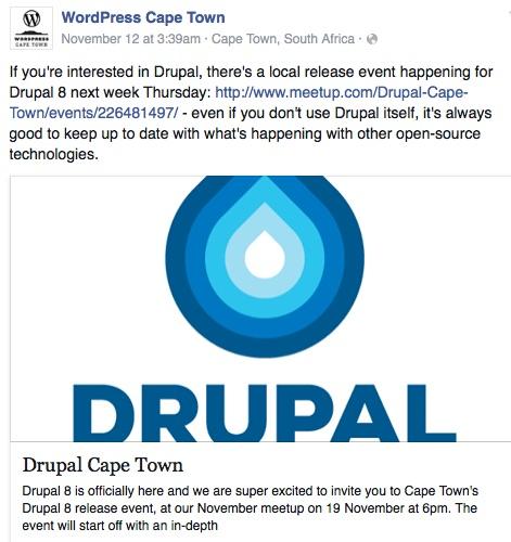 ListWP Business Directory Cape Town WordPress Communities