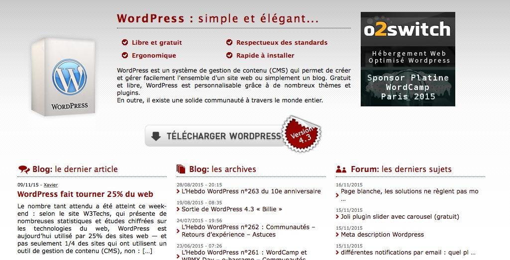 ListWP Business Directory WordPress Francophone WordPress Communities