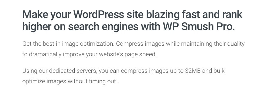 ListWP Business Directory WordPress WP Smush Pro Plugin