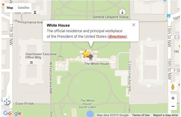 5sec Google Maps ListWP Business Directory