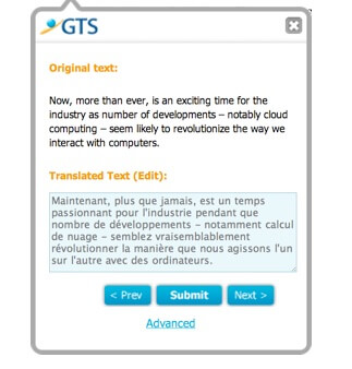 ListWP Business Directory GTS Translation Services